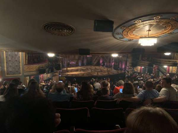 Richard Rodgers Theatre, section: Orchestra L, row: X, seat: 25