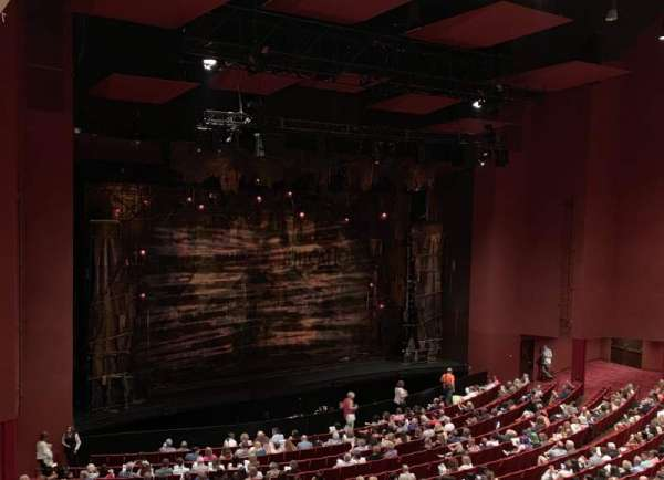 San Diego Civic Theatre, section: Lower Loge L, row: N, seat: 9