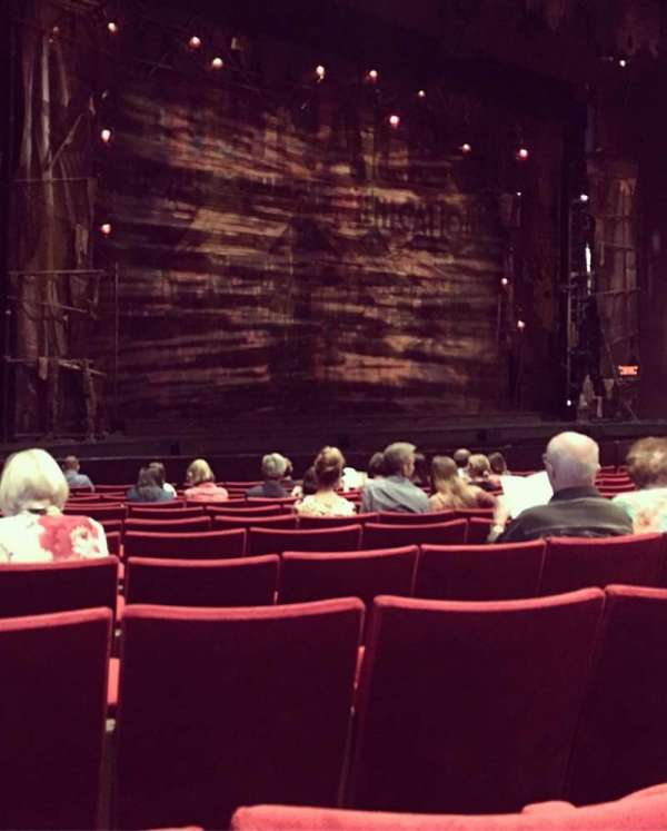 San Diego Civic Theatre, section: Orchestra L, row: K, seat: 53