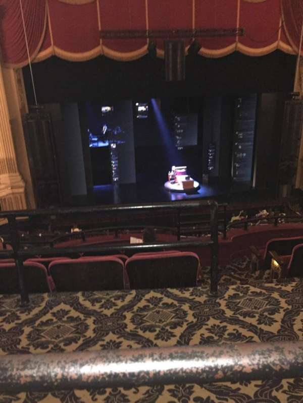 Citizens Bank Opera House, section: Mezzanine LC, row: A, seat: 115