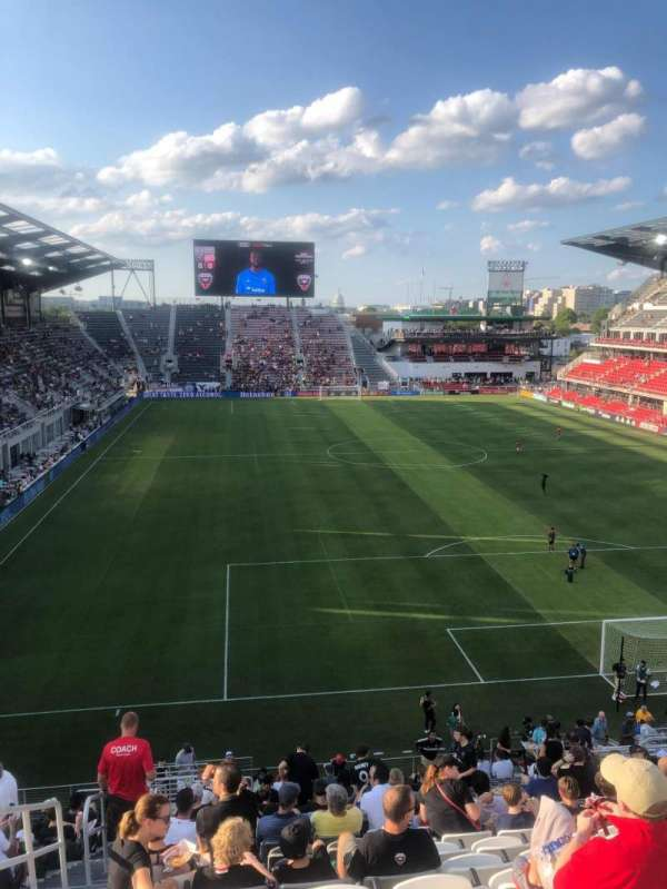 Audi Field, section: 118, row: 24, seat: 18