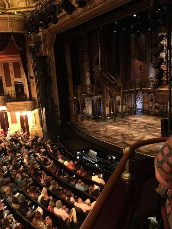 Hippodrome Theatre, section: Right Box 3, seat: 3