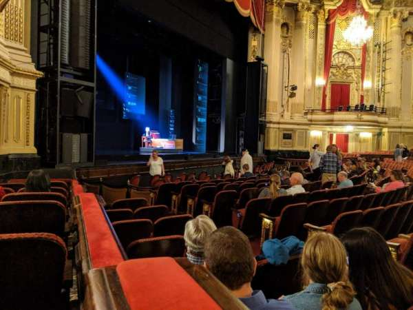 Citizens Bank Opera House, section: LOBXLV, row: G, seat: 51