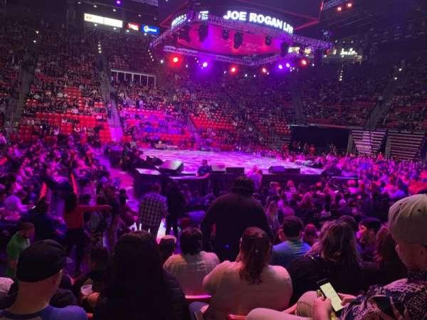 Viejas Arena, section: E, row: 7, seat: 8