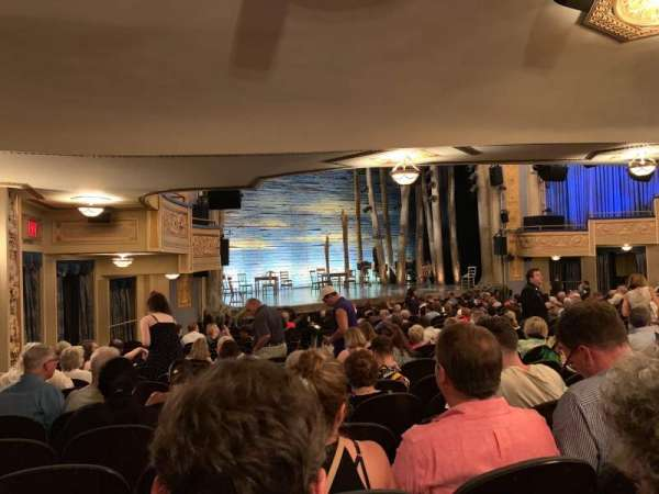 Gerald Schoenfeld Theatre, section: Orchestra L, row: R, seat: 25