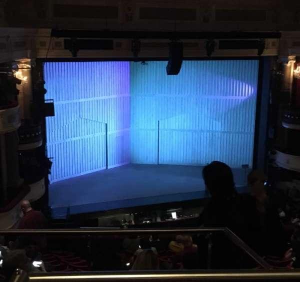 Birmingham Hippodrome, section: Mid circle left, row: O, seat: 40