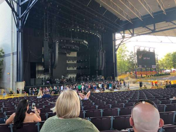 Jiffy Lube Live, section: 103, row: T, seat: 40