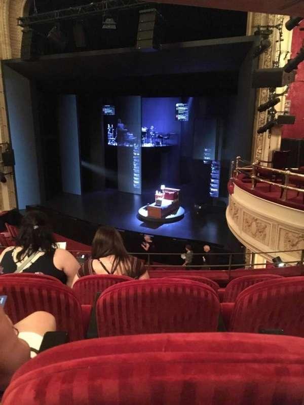 Royal Alexandra Theatre, section: Dress Circle, row: E, seat: 5