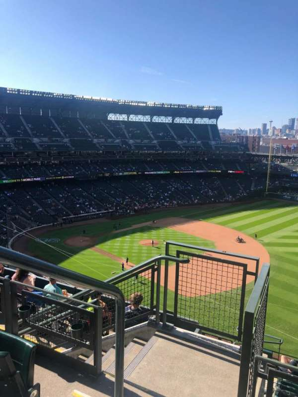 T-Mobile Park, section: 316, row: 11, seat: 24