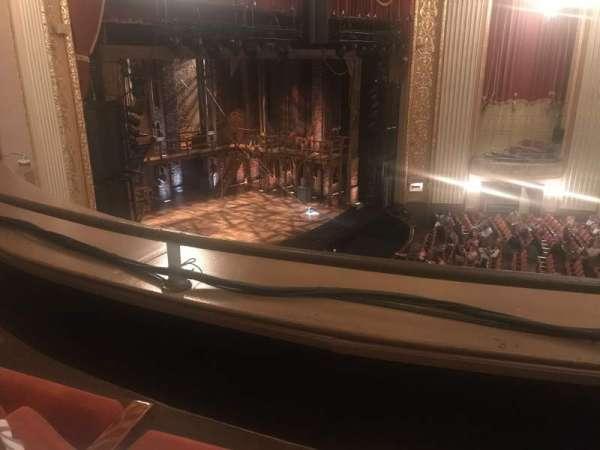 Orpheum Theatre (Memphis), section: GTL, row: B, seat: 14