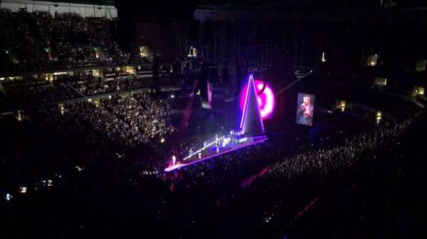 Honda Center , section: 439, row: Q, seat: 6