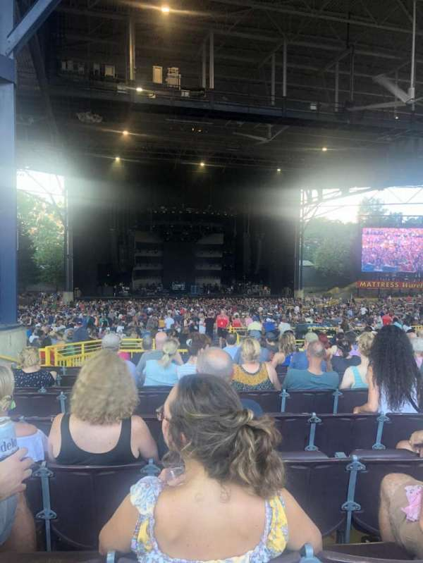 Jiffy Lube Live, section: 303, row: M, seat: 77