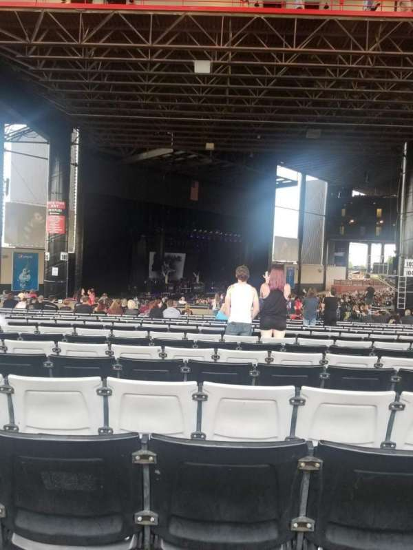 Hollywood Casino Amphitheatre Tinley Park Section 206