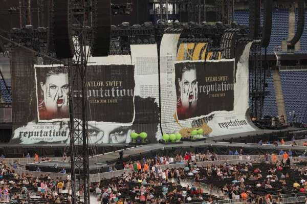 Gillette Stadium, section: 202, row: 5, seat: 3-4