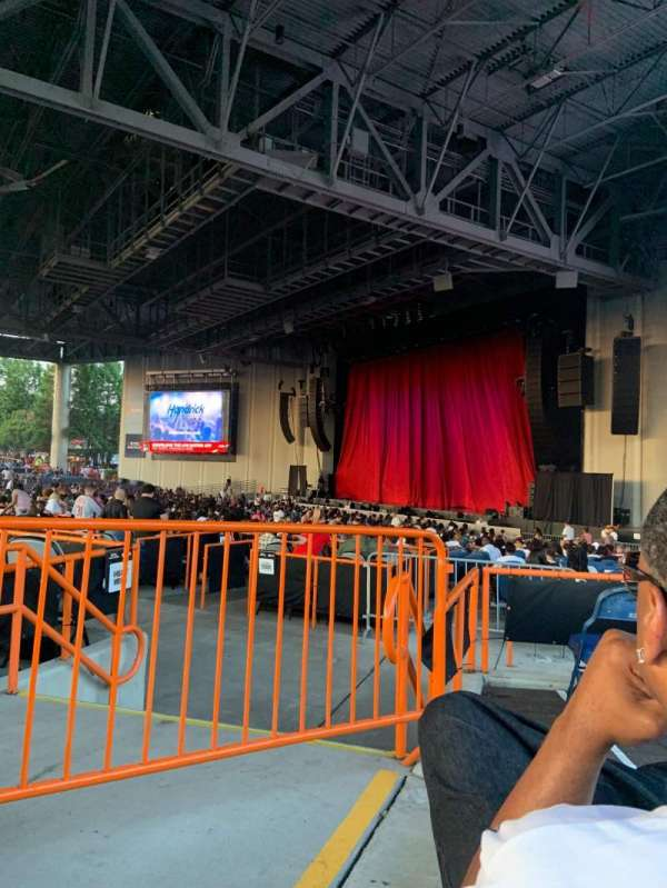 PNC Music Pavilion, section: 4, row: E, seat: 30