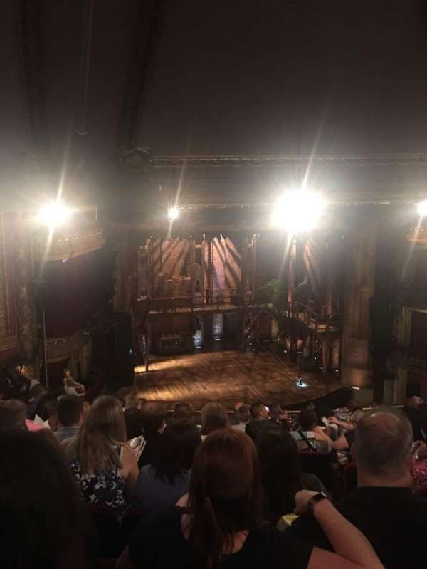 CIBC Theatre, section: Mezzanine L, row: K, seat: 5