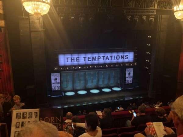 Imperial Theatre, section: Front Mezzanine 3, row: F, seat: 10