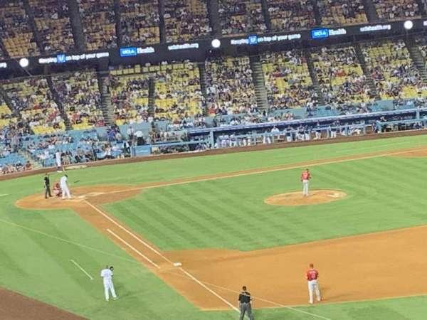 Dodger Stadium, section: 160LG