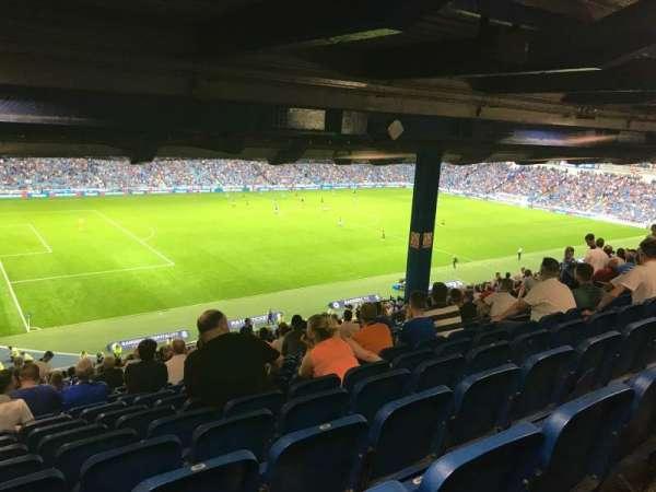 Ibrox Stadium, section: MRT, row: M, seat: 284