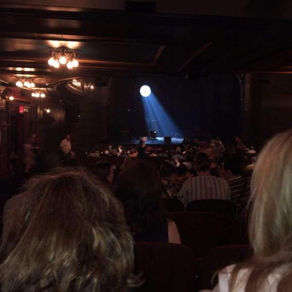 Lyric Theatre, section: Orchestra L, row: Y, seat: 33