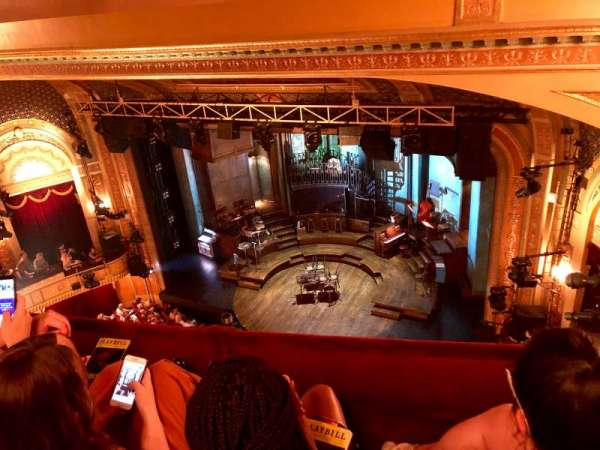 Walter Kerr Theatre, section: Balcony R, row: B, seat: 22