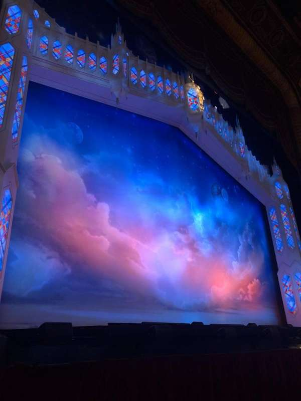 Palace Theatre (Manchester), section: Stalls, row: BB, seat: 35