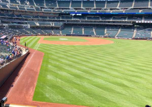 Citi Field, section: 103, row: 13, seat: 13