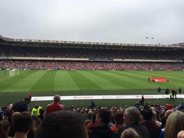 Murrayfield Stadium, section: W25, row: CC, seat: 4