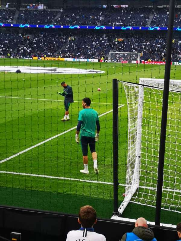 Tottenham Hotspur Stadium, section: 251, row: 8, seat: 155