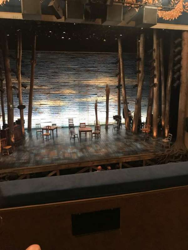 Gerald Schoenfeld Theatre, section: Mezzanine C, row: B, seat: 102