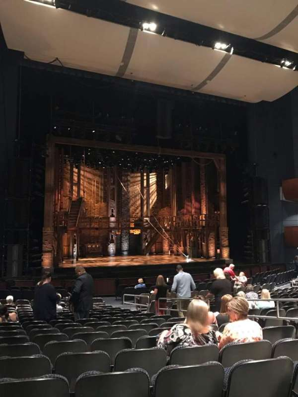Thelma Gaylord Performing Arts Theatre, section: OLFT, row: S, seat: 8