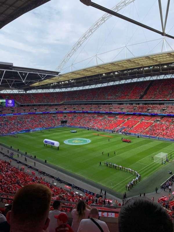 Wembley Stadium, section: 520, row: 6, seat: 201