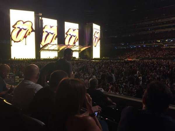 MetLife Stadium, section: 135, row: 4, seat: 19