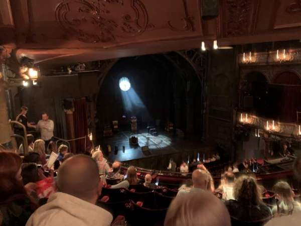 Palace Theatre (West End), section: Dress Circle, row: G, seat: 31