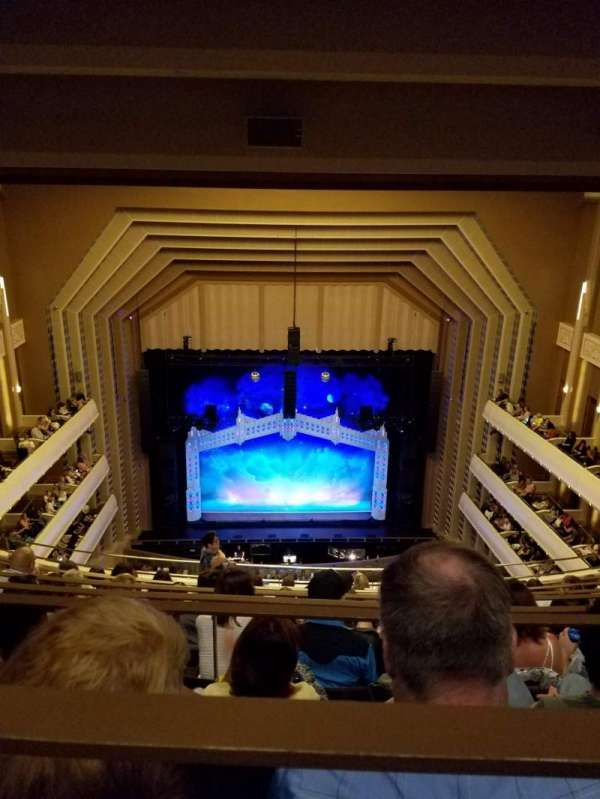 Reynolds Hall at The Smith Center, section: BC, row: H, seat: 221