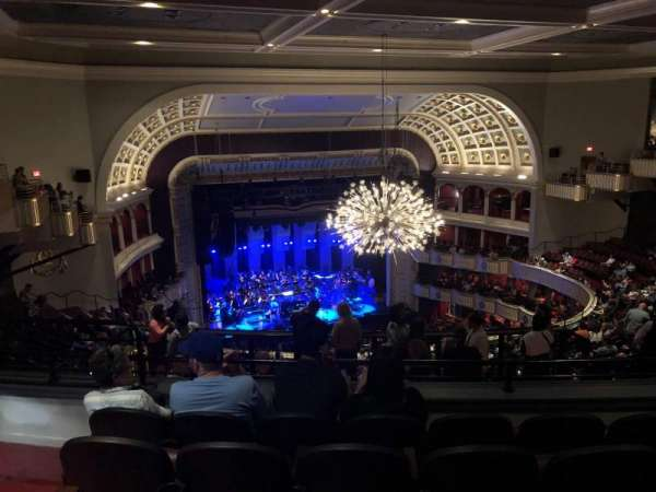 The Met Philadelphia, section: Mezzanine 4, row: E, seat: 15