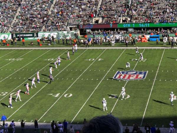 MetLife Stadium, section: 237, row: 7, seat: 19