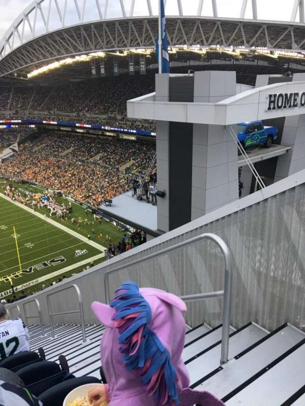 CenturyLink Field, section: 324, row: CC, seat: 1-2