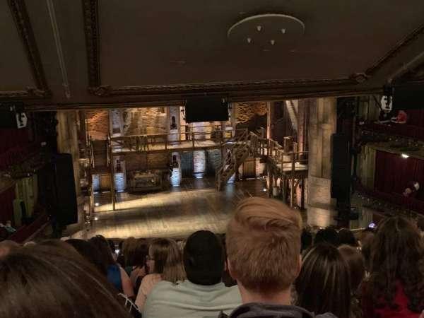 CIBC Theatre, section: Mezzanine L, row: N, seat: 309