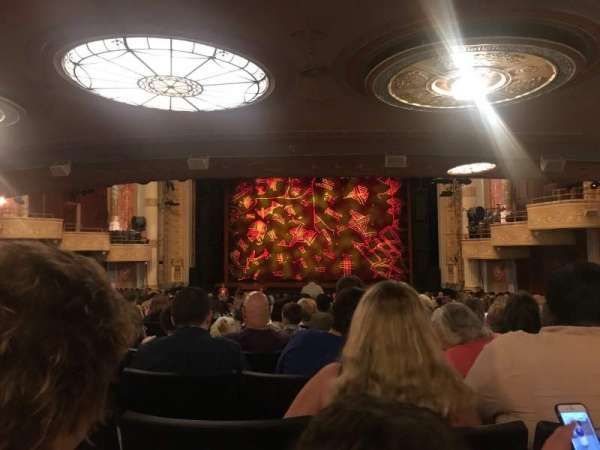 KeyBank State Theatre, section: Orchestra R, row: MM, seat: 304