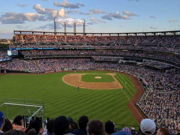 Citi Field, section: 534, row: 5, seat: 19