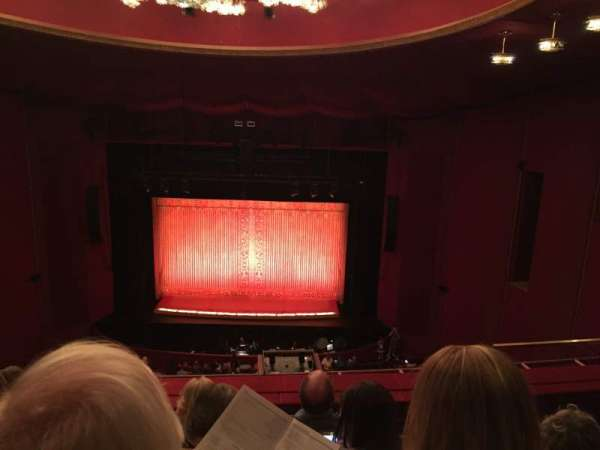The Kennedy Center Opera House, section: 2nd Tier, row: D, seat: 203