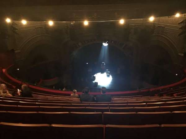 Princess Theatre (Melbourne), section: GCIRC, row: M, seat: 26-28