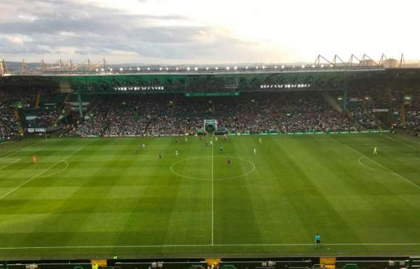 Celtic Park, section: 405, row: H, seat: 29