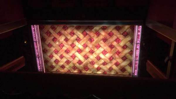 Adelphi Theatre, section: Upper Circle, row: D, seat: 15