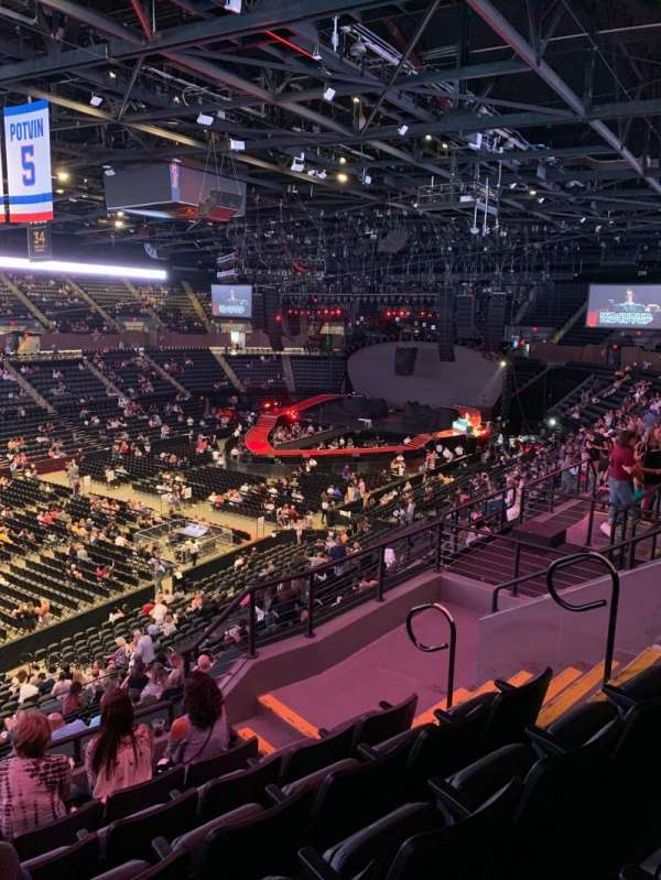 Nassau Veterans Memorial Coliseum, section: 207, row: 6, seat: 7
