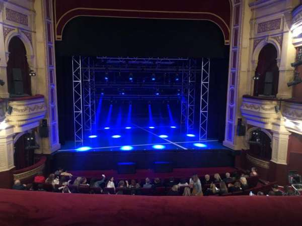 His Majesty's Theatre (Perth), section: Dress Circle, row: A, seat: 18