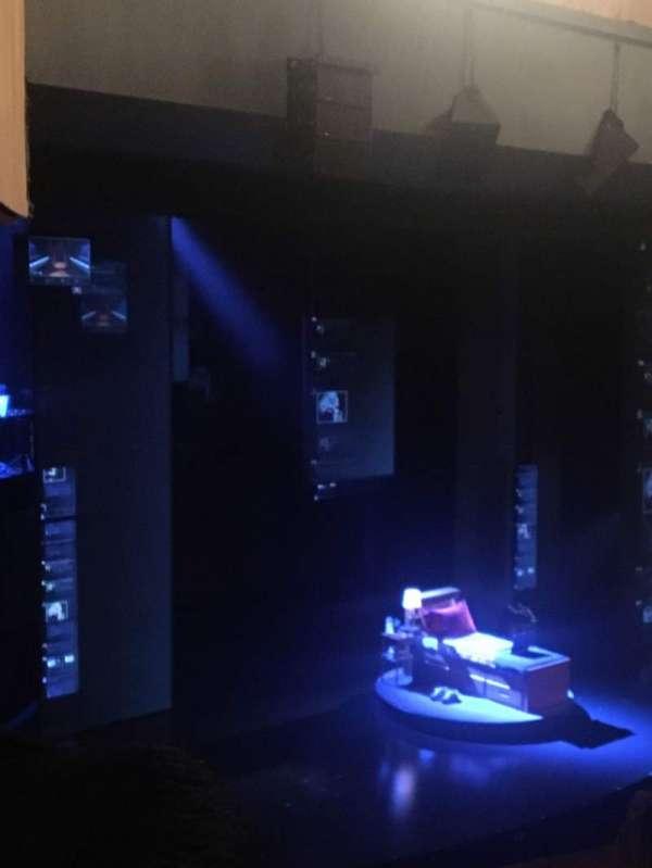 Music Box Theatre, section: Mezzanine L, row: D, seat: 27