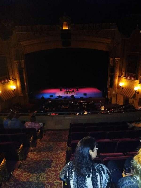Plaza Theatre (El Paso), section: Mezz, row: MH , seat: 102