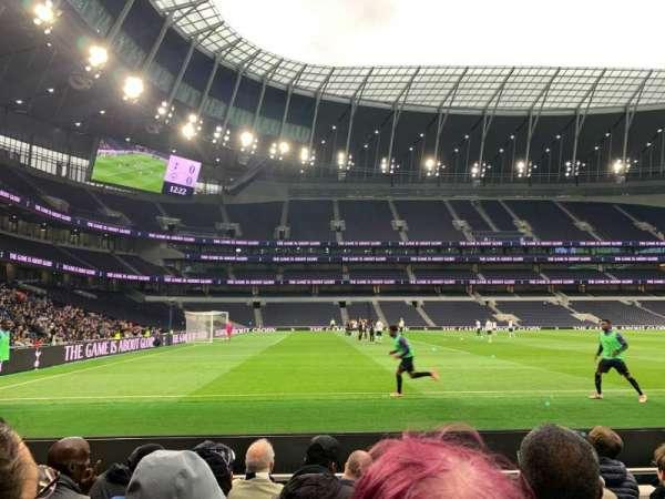 Tottenham Hotspur Stadium, section: 107, row: 6, seat: 197